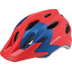 Alpina Carapax Jr. Helmet red-blue